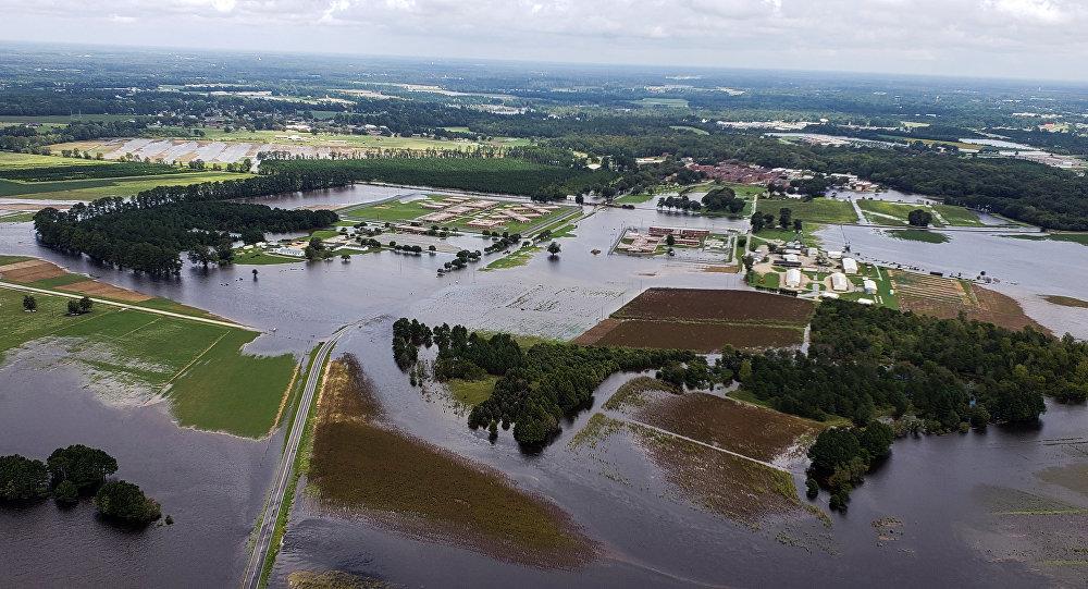 Al menos 34 fallecidos desde que el huracán Florence tocó tierra en EE. UU.