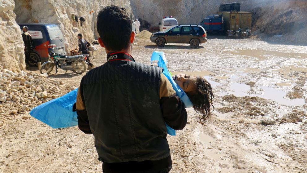 """EE. UU.: """"Haremos la vida de Siria lo más miserable posible"""""""