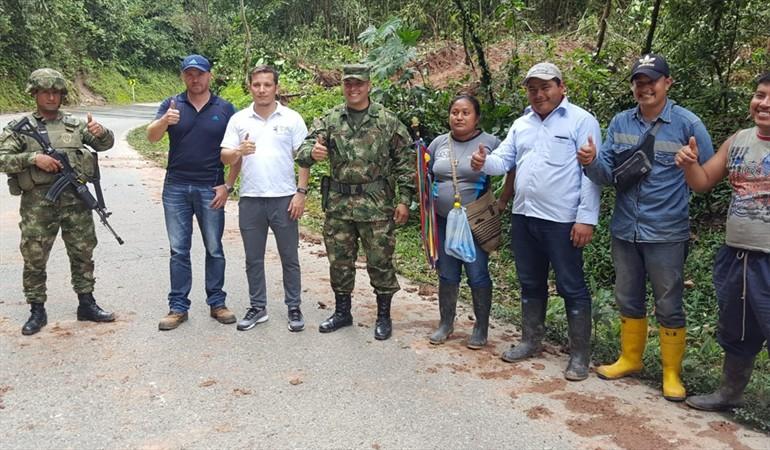 La gobernadora indígena que promovía daños ambientales en el sur del Cauca