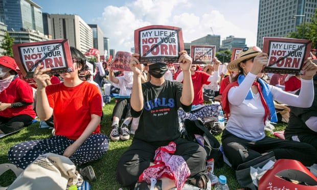 Seúl revisará los baños públicos para evitar cámaras ocultas