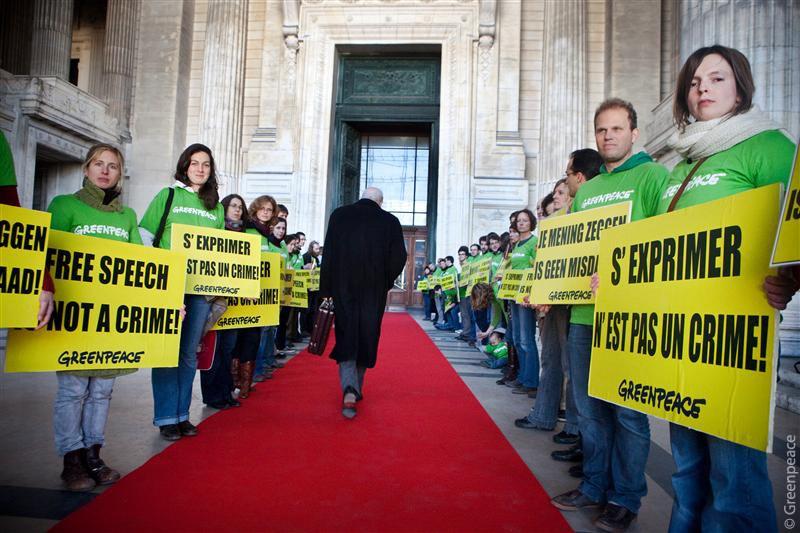 Director argentino de Greenpeace renuncia por denuncias de acoso
