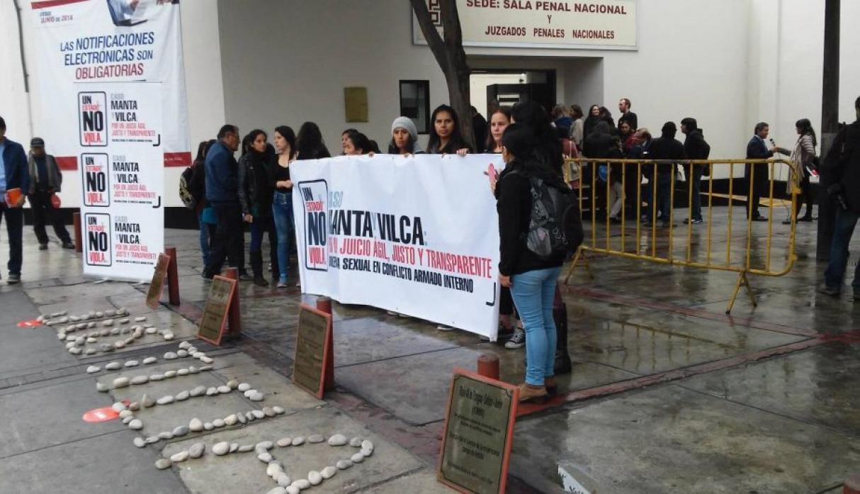 Ordenan repetir juicio a militares peruanos por violar a campesinas