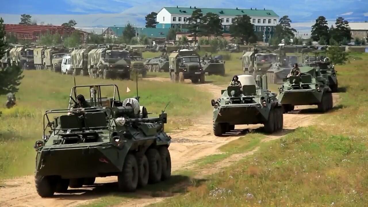 Cinco países realizan las mayores maniobras militares del mundo