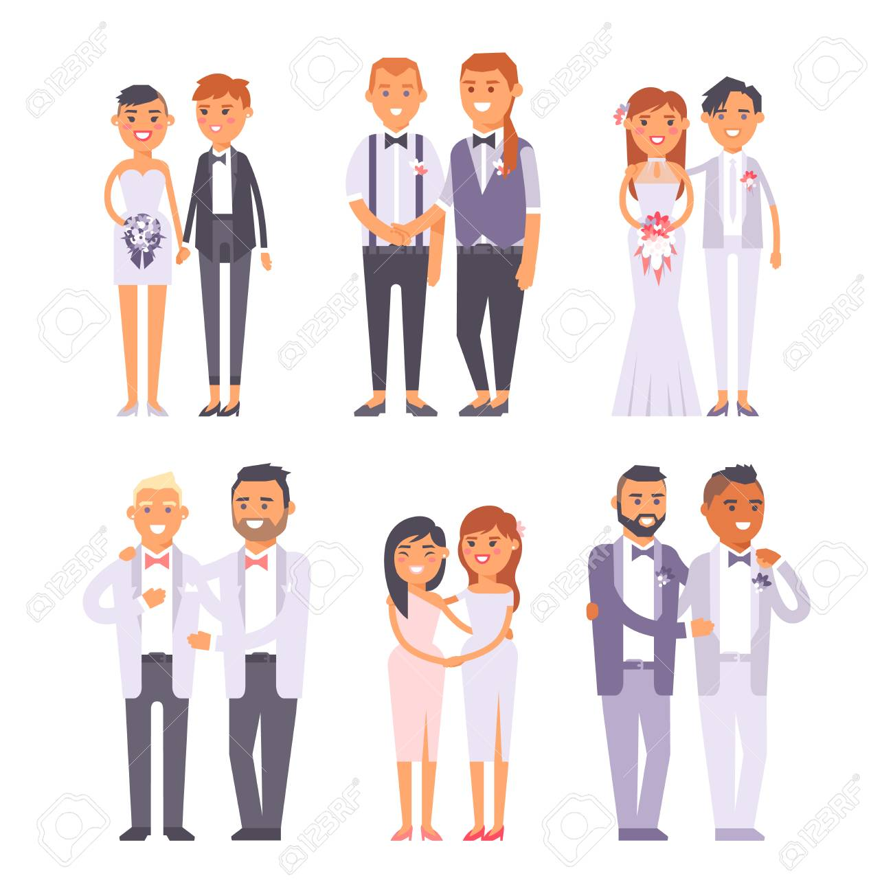 Parejas homosexuales mantienen más tiempo sus relaciones sentimentales que las heterosexuales, según estudio