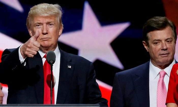 Ex jefe de campaña de Trump se declara culpable de conspiración contra EE. UU.