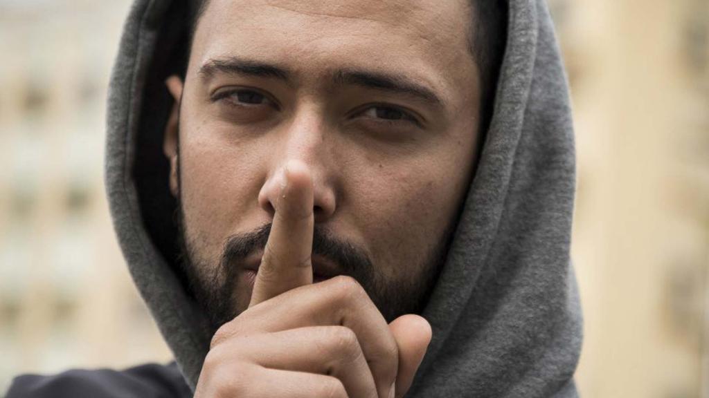 """""""En España no hay libertad de expresión"""" dijo el rapero Valtonic luego de que fuera rechazada su extradición"""
