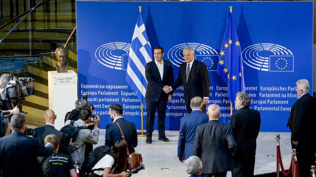Tspiras convoca a una alianza europea contra el neoliberalismo y la extrema derecha
