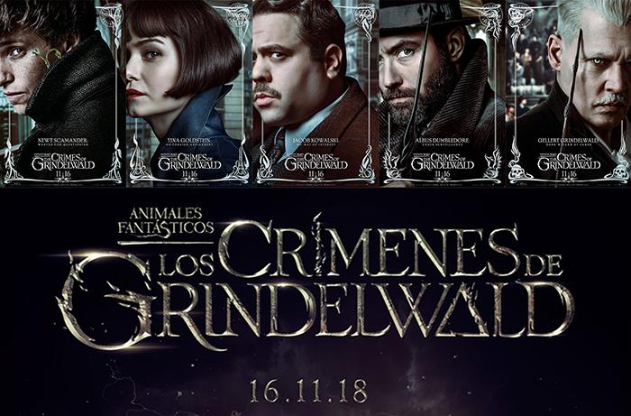 """(Video) El tráiler final de """"Animales Fantásticos: Los crímenes de Grindelwald"""""""