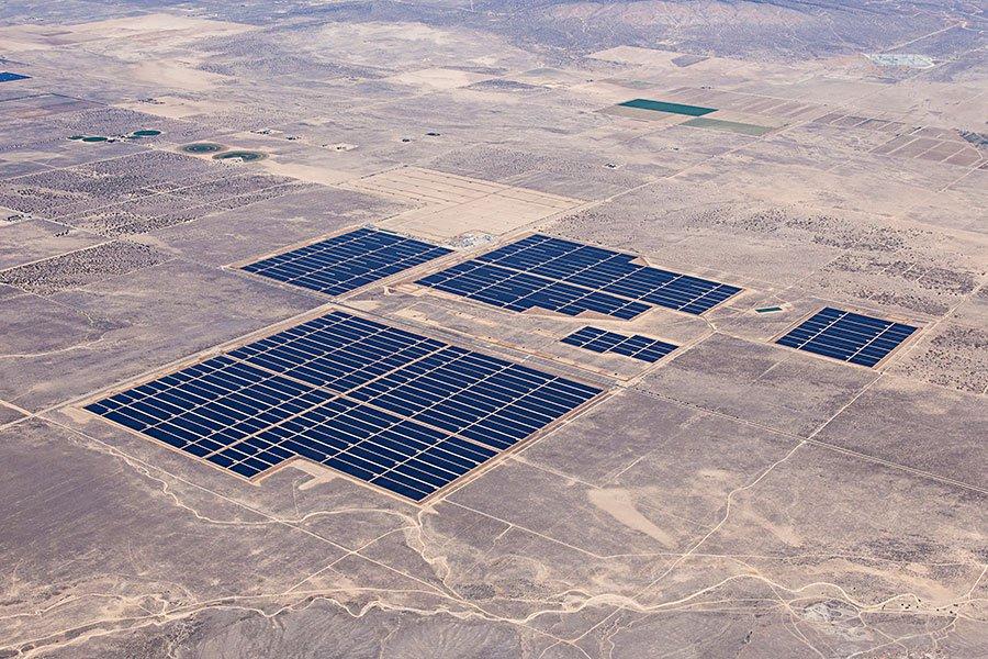 Argentina construye el parque solar más alto del mundo en tierras aborígenes