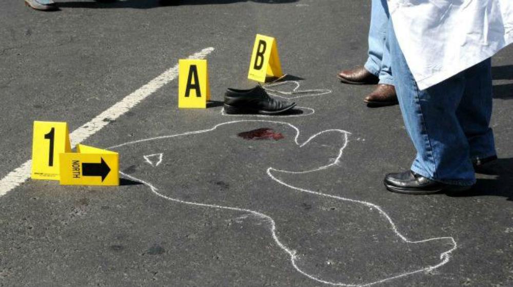 Sigue en aumento el número de asesinatos en México: 77 personas cada día