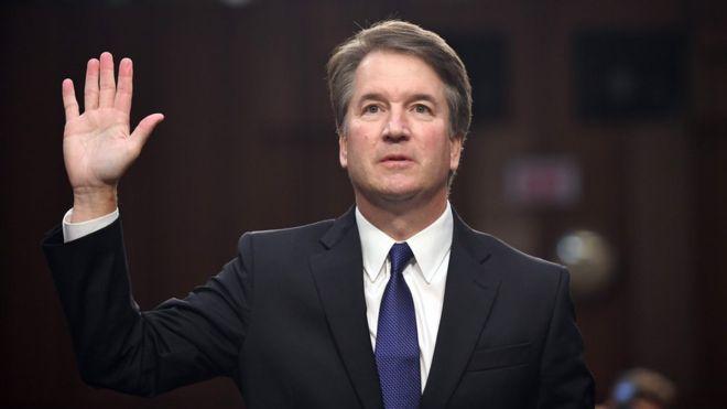Acusan de intento de violación al candidato de Trump a la Corte Suprema
