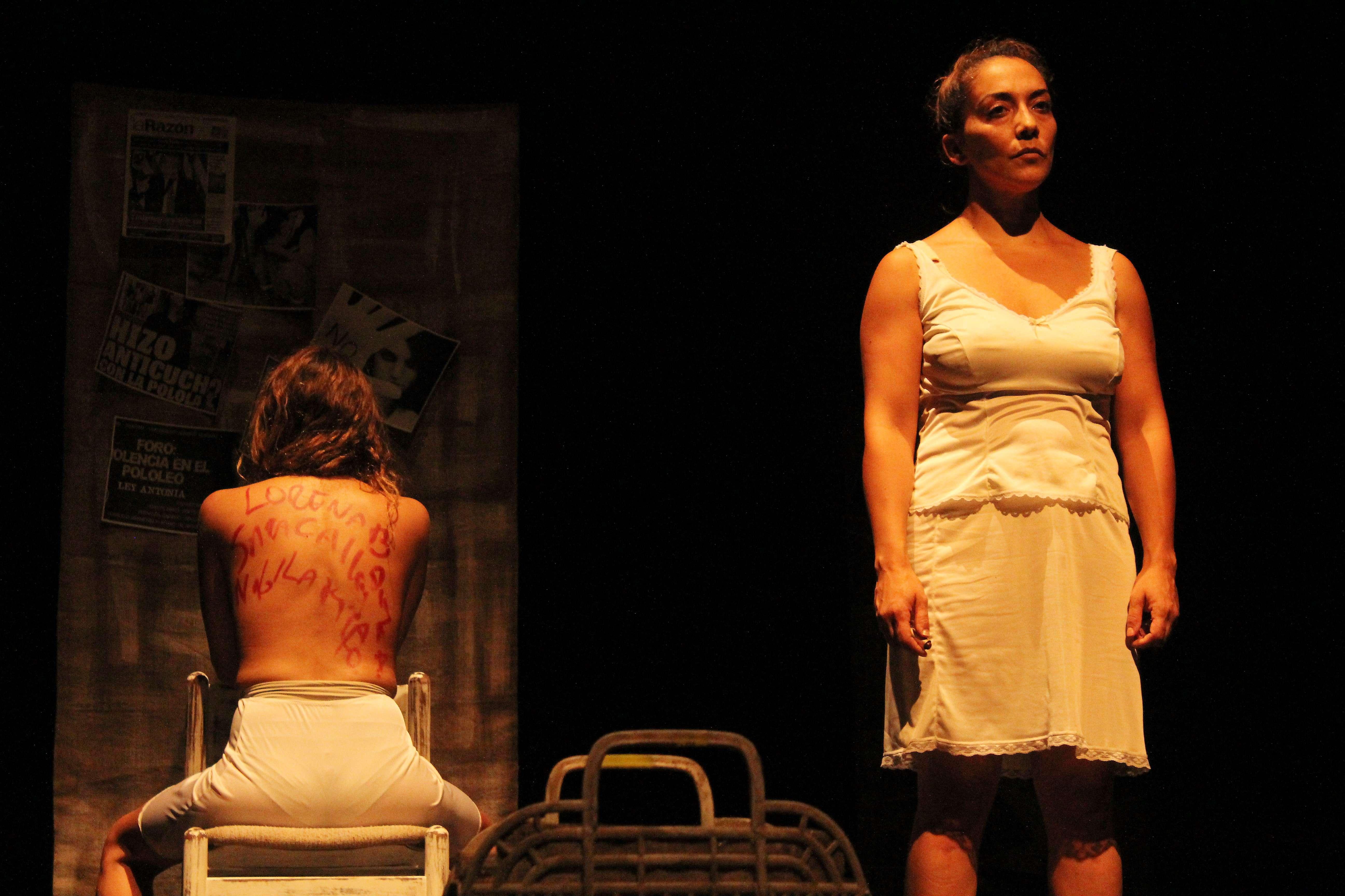 'Cicatrices' vuelve con solo dos funciones en Teatro de Bolsillo