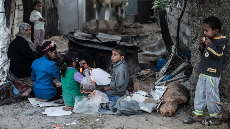 Jordania pidió a la ONU recursos para refugiados palestinos