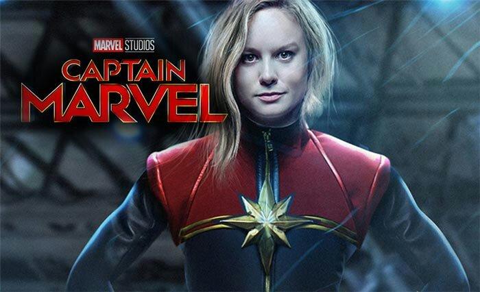 """El primer tráiler de """"Capitan Marvel"""" llegará a Internet este martes"""