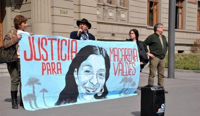 Caso Macarena Valdés: anuncian querella por obstrucción a la investigación tras extravío de fotos y video de autopsia