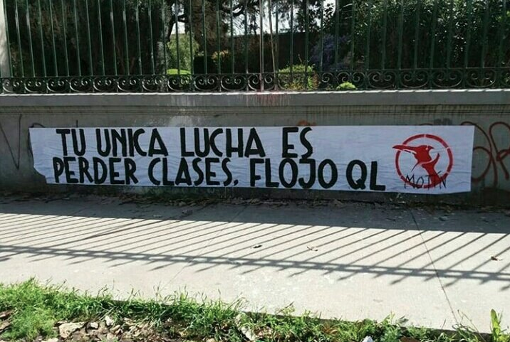 Vocera de la Aces por mensajes contra movimiento estudiantil en liceos de Santiago: «Quieren instalar la lógica del miedo»