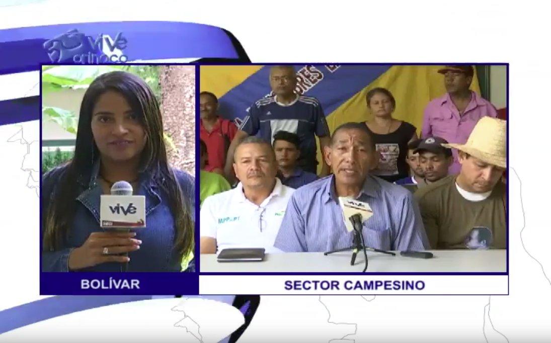 (+Video) Preparan propuestas para el encuentro nacional de campesinos