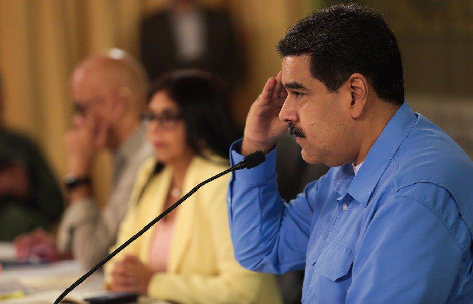 Presidente Maduro realiza enroque en gabinete ministerial