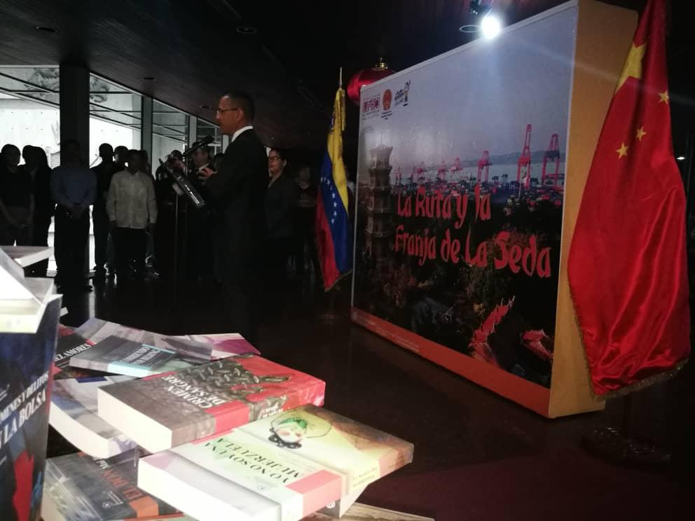 Arranca en Venezuela semana cultural para celebrar fundación de la República Popular China
