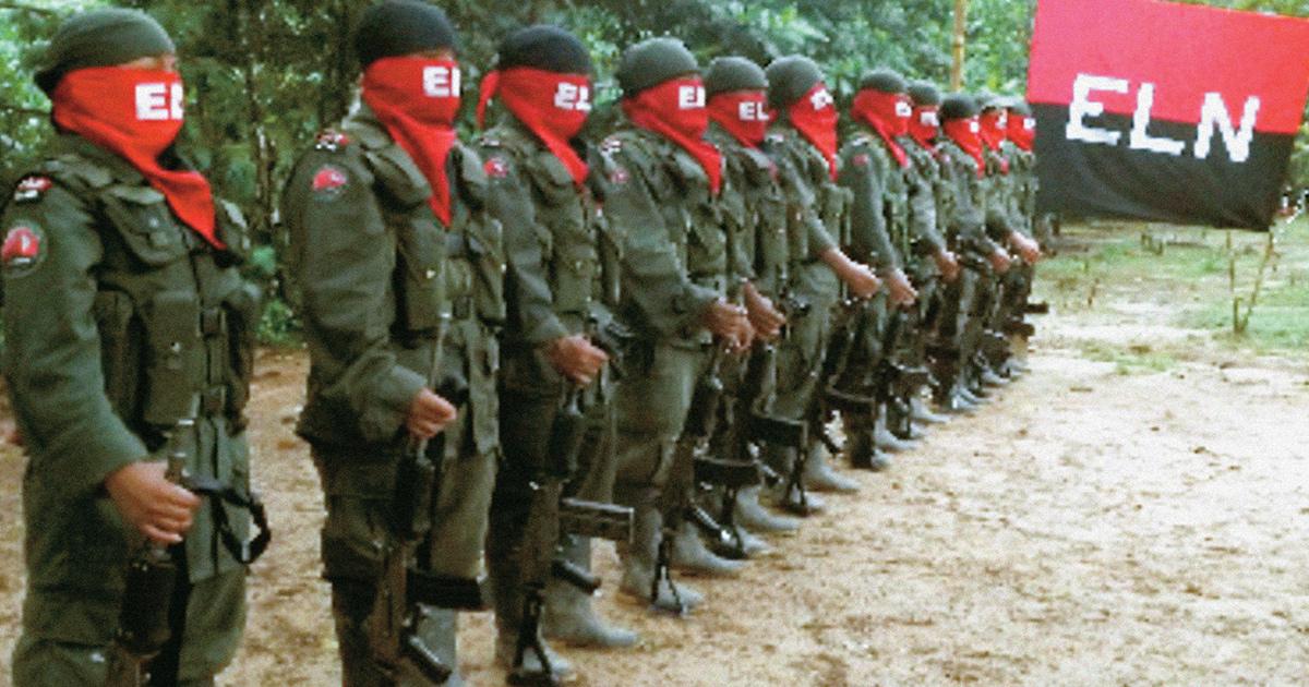 ELN confirma secuestro de una menor de edad a la que acusa de ser informante de FFAA de Colombia