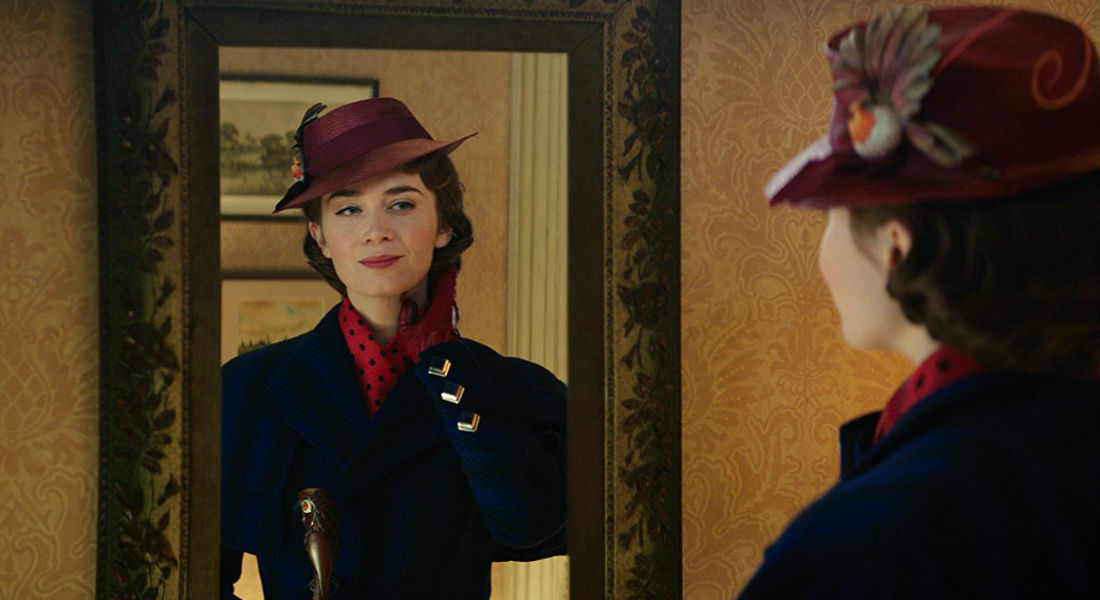 (Video) Mary Poppins regresa a la gran pantalla con una mirada más moderna