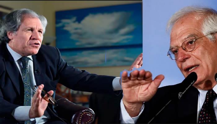 España protestará ante la OEA por los insultos de Almagro a Zapatero
