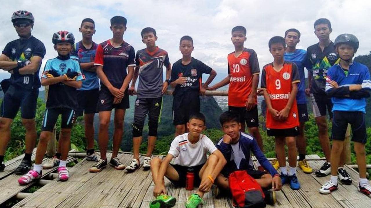 Jóvenes rescatados asitirán a los Juegos Olímpcios