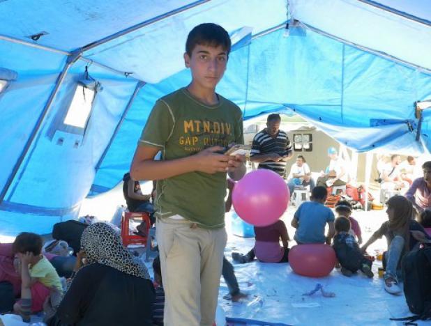 Estudiantes sirios volverán a las aulas después de ser liberada la ciudad de terroristas