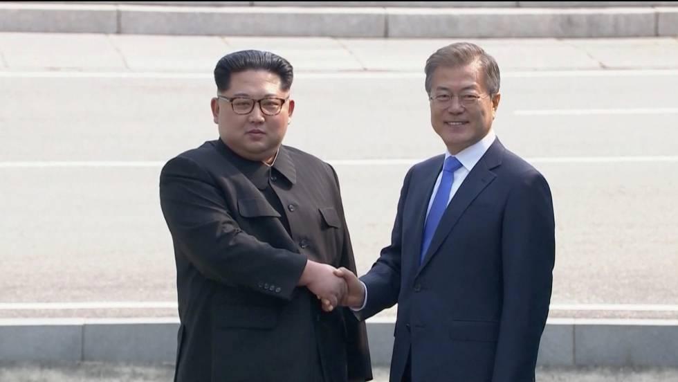 Para evitar el horror de la guerra : Líderes surcoreano y norcoreano se reunirán este 18 de septiembre