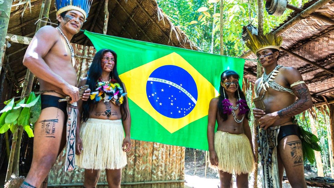 Candidatos brasileños omiten en sus programas de gobierno a los  indígenas