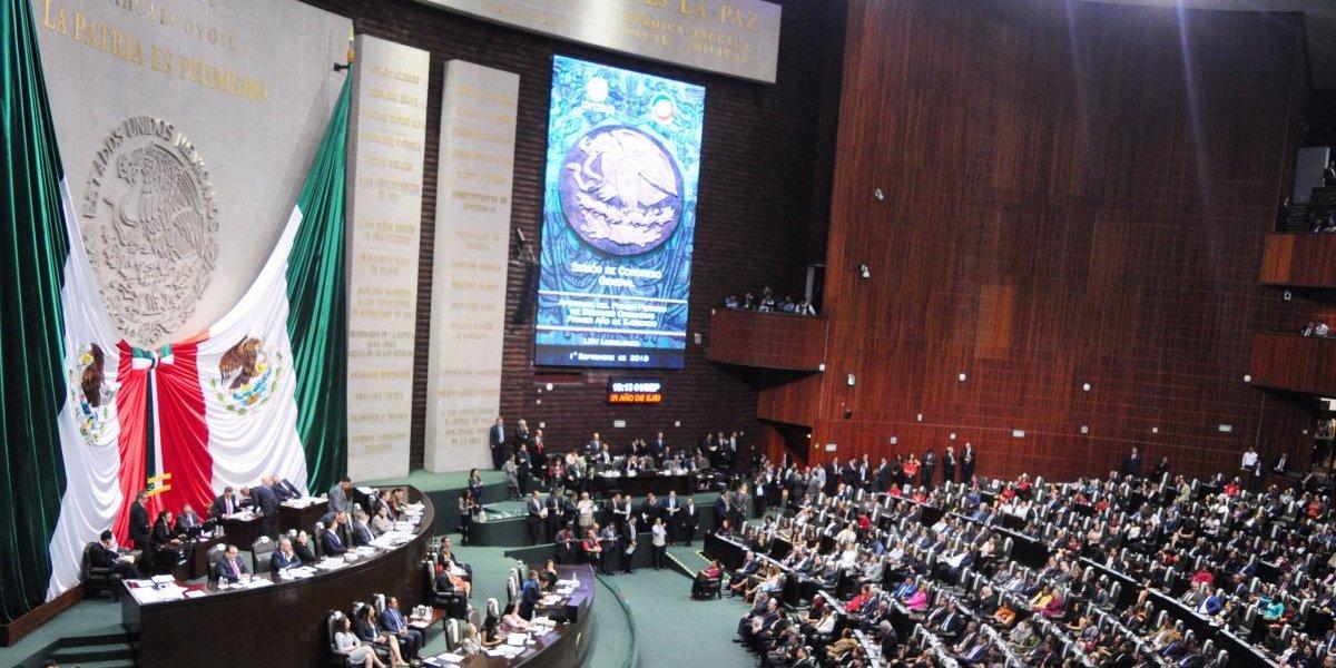 Congreso de México aprobó ley que pone tope a sueldos de funcionarios públicos