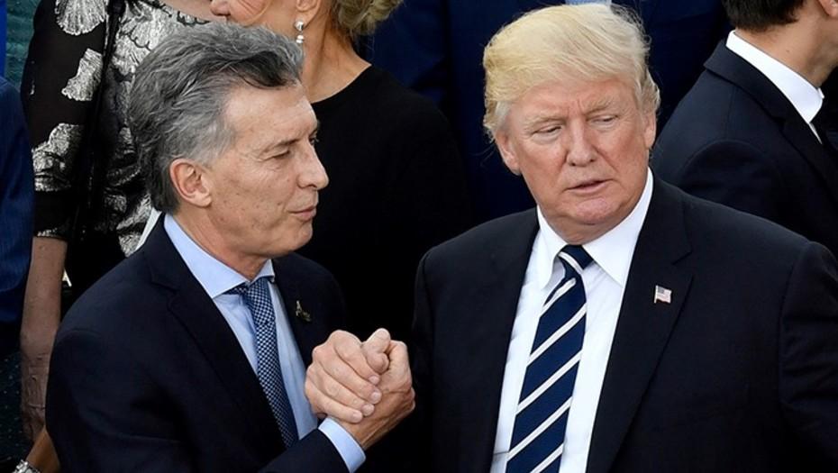 """La OTAN premiará a Macri por """"su compromiso"""" con el país y la economía"""