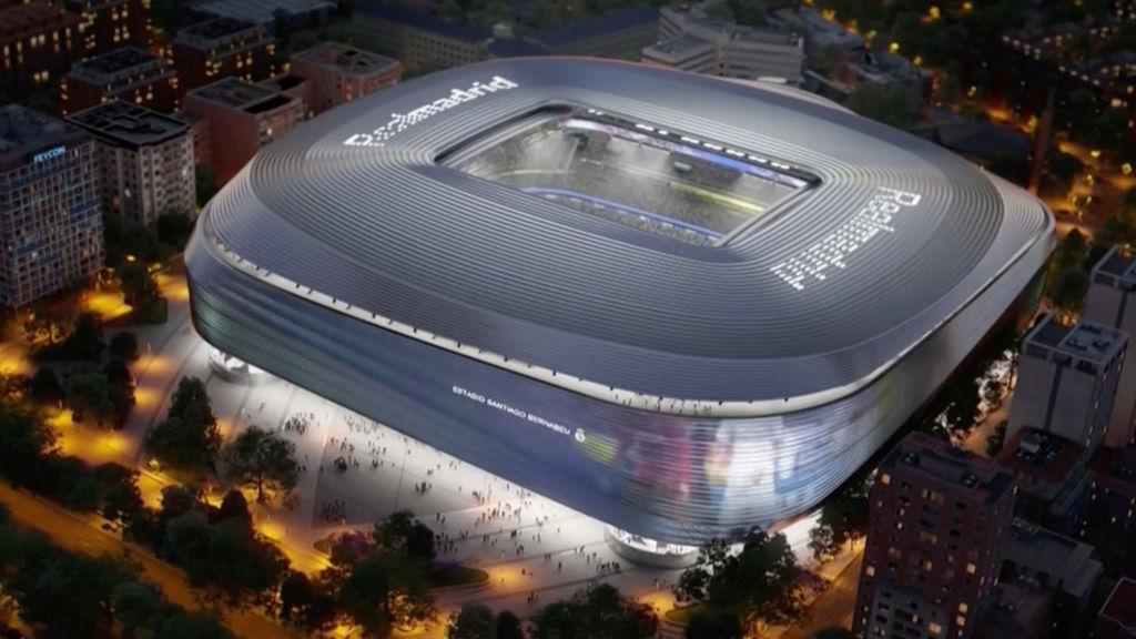 (Video) Real Madrid gastará 575 millones de euros en su nueva casa