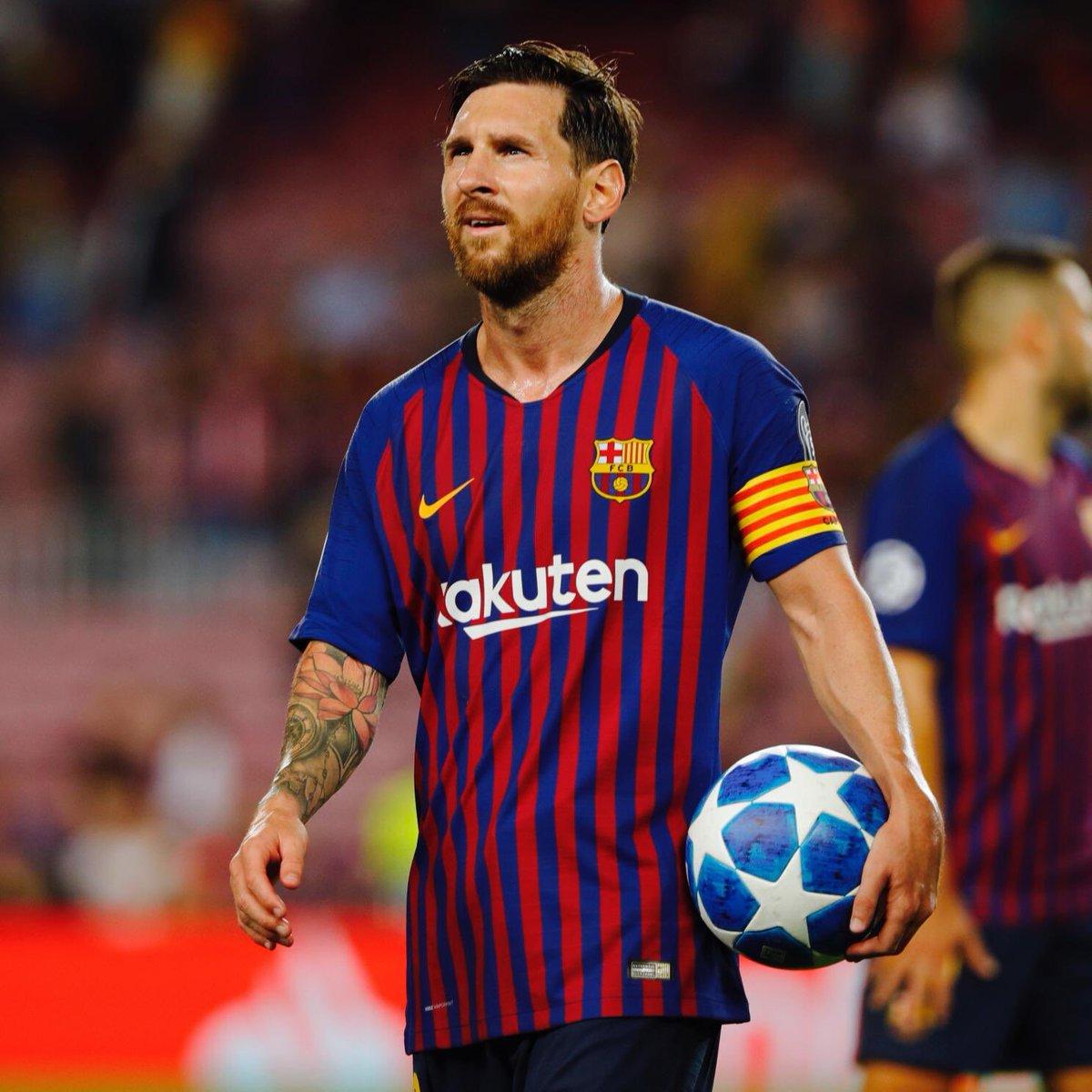 Messi obsesionado