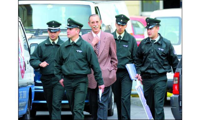 Condenan a 10 años de prisión a Krassnoff por homicidio de miembro de comité central del MIR
