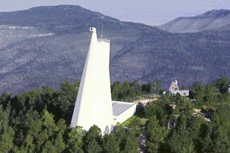 No fue por OVNIS: Observatorio solar de Nuevo México cerrado por distribución de pornografía infantil