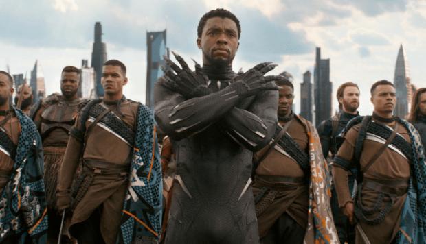 Disney sueña conseguir el Oscar con «Black Panther»
