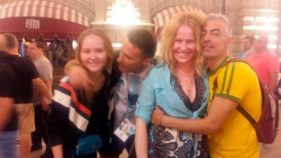 Castigan a los hinchas argentinos que grabaron videos sexistas en el Mundial