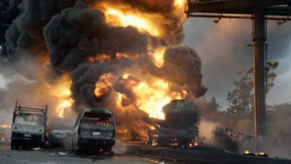 Explosión en una gasolinera en Nigeria dejó al menos 35 muertos