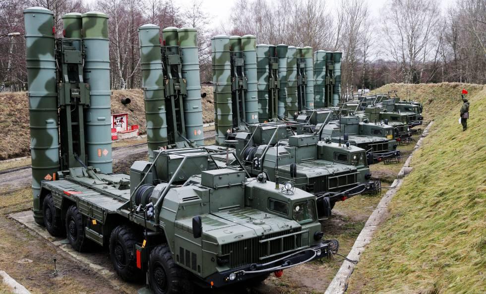 El Gobierno indio autoriza la compra de sistemas rusos S-400, según medios