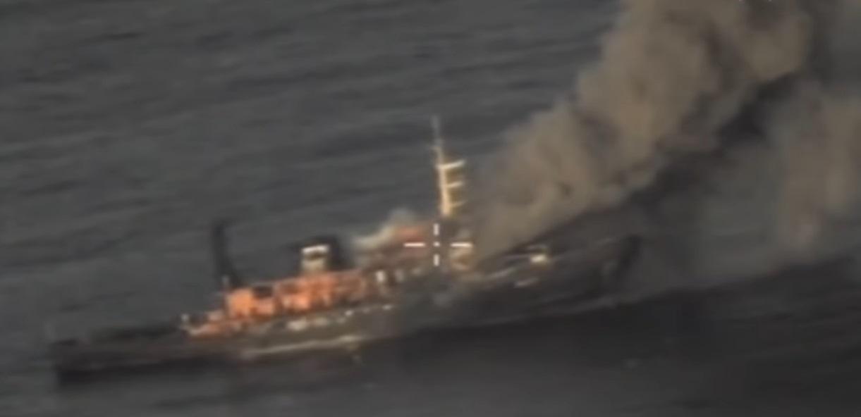 Video: Fuerza naval rusa realiza ejercicios en el Pacífico con rotundo éxito
