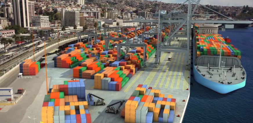 Comisión de Evaluación Ambiental aprueba proyecto de expansión portuaria en Valparaíso