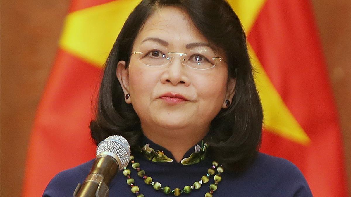 ¡Histórico! Una mujer asume por primera vez la Presidencia de Vietnam