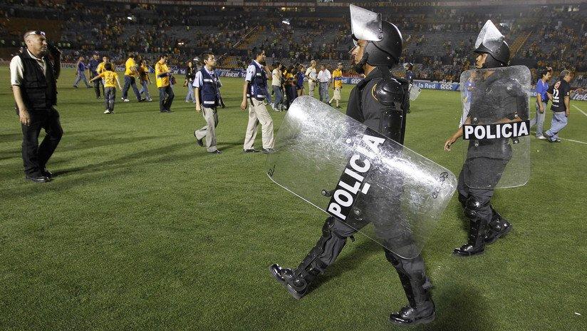 Violencia en el fútbol mexicano