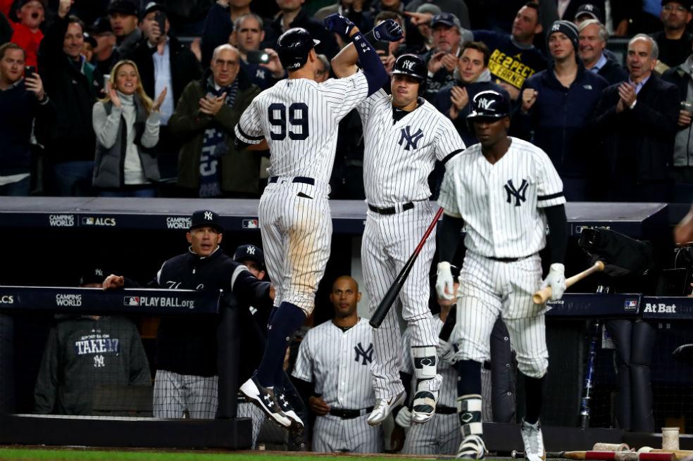 Los Yankees evitarán el impuesto de lujo por primera vez en su historia