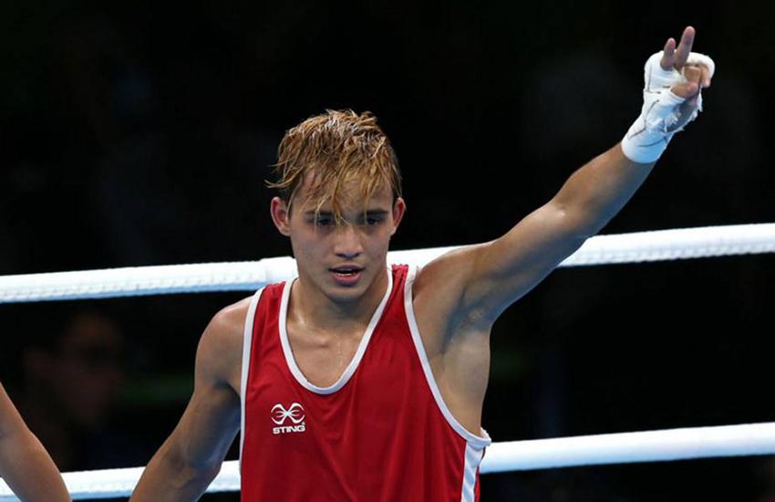El COI reasignó medalla de plata al venezolano Yoel Finol en Río 2016