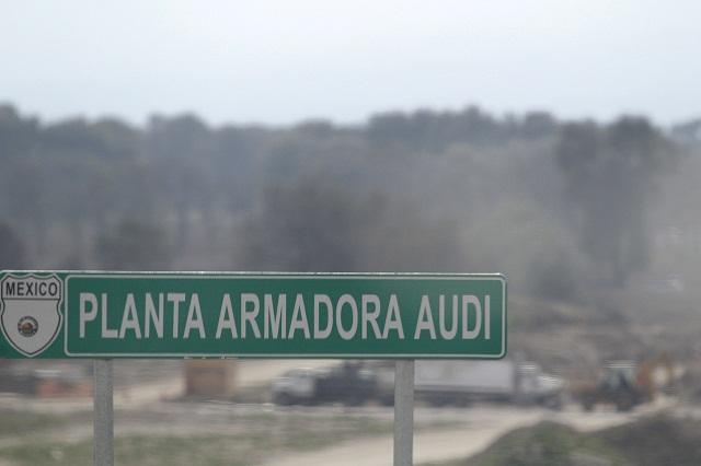 Audi lanza cañones antigranizo y deja sin cosecha a campesinos mexicanos