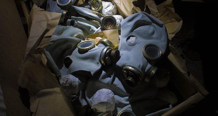 (Video) El montaje del falso ataque químico en Siria está grabado y con incoherencias