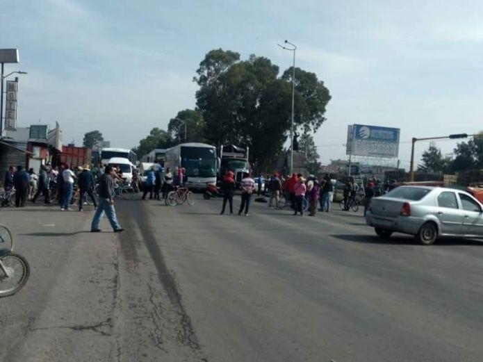 Campesinos son agredidos a balazos y golpes durante protestas en México