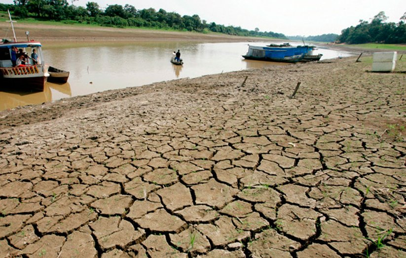 El Amazonas podría secarse en un futuro, insisten científicos de la Universidad de California